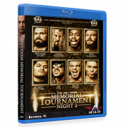 "AAW Blu-ray/DVD October 14, 2017 ""Jim Lynam Memorial Tournament Night 2"" - Berwyn, IL"