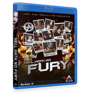 "AAW Blu-ray/DVD November 3, 2017 ""Hell Hath No Fury 2017"" - Berwyn, IL"