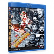 "AAW Blu-ray/DVD November 4, 2017 ""Rise of the Dragon"" - LaSalle, IL"