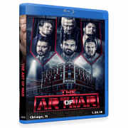 "AAW Blu-ray/DVD January 20, 2018 ""The Art of War 2018"" - Chicago, IL"
