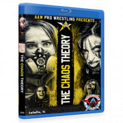 "AAW Blu-ray/DVD February 3, 2018 ""The Chaos Theory"" - LaSalle, IL"