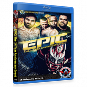 "AAW Blu-ray/DVD March 16, 2018 ""Epic"" - Merrionette Park, IL"