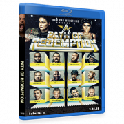"AAW Blu-ray/DVD March 31, 2018 ""Path of Redemption"" - LaSalle, IL"