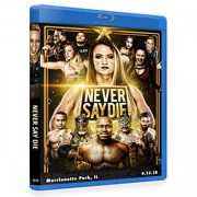 "AAW Blu-ray/DVD April 13, 2018 ""Never Say Die"" - Merrionette Park, IL"