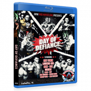 "AAW Blu-ray/DVD May 5, 2018 ""Day of Defiance"" - LaSalle, IL"