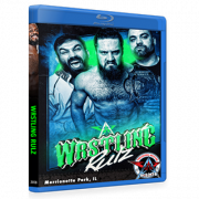 "AAW Blu-ray/DVD June 23, 2018 ""WRSTLING Rulz""  - Merionette Park, IL"