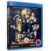 "AAW Blu-ray/DVD August 30, 2018 ""Destination Chicago"" Chicago, IL"
