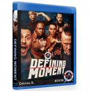 "AAW Blu-ray/DVD August 31, 2018 ""Defining Moment"" Chicago, IL"