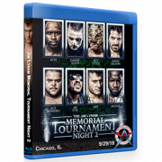 "AAW Blu-ray/DVD September 29, 2018 ""Jim Lynam Memorial Tournament Night 2"" Chicago, IL"