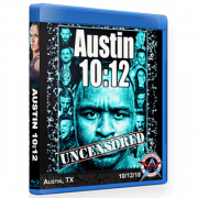 "AAW Blu-ray/DVD October 12, 2018 ""Austin 10:12"" Austin, TX"