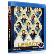 "AAW Blu-ray/DVD November 10, 2018 ""Legacy"" LaSalle, IL"