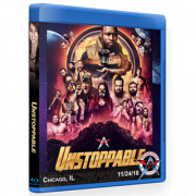 "AAW Blu-ray/DVD November 24, 2018 ""Unstoppable"" Chicago, IL"