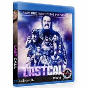 "AAW Blu-ray/DVD December 8, 2018 ""Last Call"" - LaSalle, IL"
