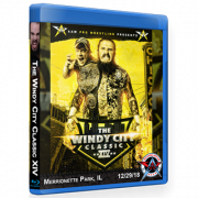 "AAW Blu-ray/DVD December 29, 2018 ""Windy City Classic XIV"" - Merrionette Park, IL"