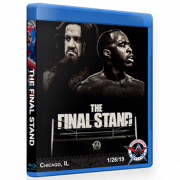"AAW Blu-ray/DVD January 26, 2019 ""The Final Stand"" Chicago, IL"
