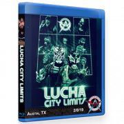 "AAW Blu-ray/DVD February 8, 2019 ""Lucha City Limits"" - Austin, TX"