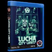 "AAW Blu-ray/DVD February 8, 2019 ""Lucha City Limits"" - Austin, TX"