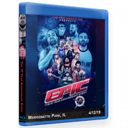 "AAW Blu-ray/DVD April 12, 2019 ""Epic: 15 Year Anniversary"" - Merrionette Park, IL"