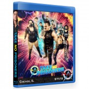 """AAW Blu-ray/DVD May 11, 2019 """"Take No Prisoners 2019"""" - Chicago, IL"""