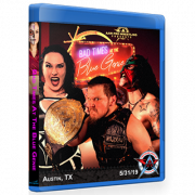 "AAW Blu-ray/DVD May 31, 2019 """"Bad Times At The Blue Genie"" - Austin, TX"
