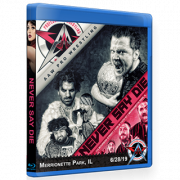 "AAW Blu-ray/DVD June 28, 2019 ""Never Say Die"" - Merrionette Park, IL"
