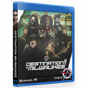 "AAW Blu-ray/DVD July 12, 2019 ""Destination Milwaukee"" - Milwaukee, WI"