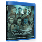 "AAW Blu-ray/DVD August 29, 2019 ""Jim Lynam Memorial Tournament Night 1"" Chicago, IL"