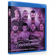 "AAW Blu-ray/DVD August 30, 2019 ""Jim Lynam Memorial Tournament Night 2"" Chicago, IL"