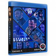 "AAW Blu-ray/DVD September 28, 2019 ""Defining Moment 2019"" - Chicago, IL"