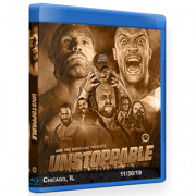 "AAW Blu-ray/DVD November 30, 2019 ""Unstoppable 2019"" - Chicago, IL"