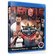 "AAW Blu-ray/DVD December 28, 2019 ""Windy City Classic XV"" - Merionette Park, IL"