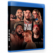 "AAW Blu-ray/DVD February 21, 2020 ""Art Of War"" Chicago, IL"