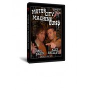 "AAW DVD ""Best of the Machine Guns: Chris Sabin & Alex Shelley"""