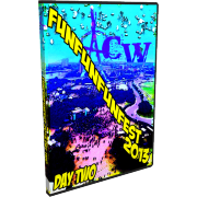 "ACW DVD November 9, 2013 ""Fun, Fun, Fun Fest - Day 2"" - Austin, TX"