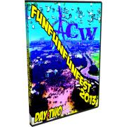 "ACW DVD November 9, 2013 ""Fun, Fun, Fun Fest - Day 2"" - Austin, TX"