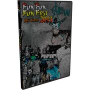 "ACW DVD November 10, 2013 ""Fun, Fun, Fun Fest - Day 3"" - Austin, TX"