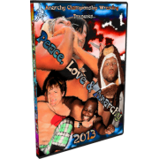 "ACW DVD April 7, 2013 ""Peace, Love & Anarchy 2013"" - Austin, TX"