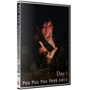 "ACW DVD November 7, 2014 ""Fun Fun Fun Fest: Day 1"" - Austin, TX"