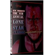 """ACW DVD November 16, 2014 """"9th Annual Lone Star Classic"""" - Austin, TX"""