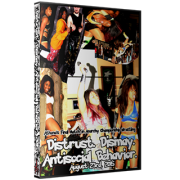 "ACW DVD August 23, 2015 ""Distrust, Dismay & Antisocial Behavior 2015"" - Austin, TX"