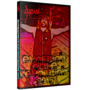 "ACW DVD September 20, 2015 ""Evolution of the Revolution 2015"" - Austin, TX"
