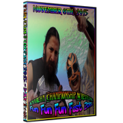 "ACW DVD November 6, 2015 ""Fun Fun Fun Fest 2015 - Day 1"" - Austin, TX"