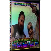 "ACW DVD November 6, 2015 ""Fun Fun Fun Fest 2015 - Day 1"" - Austin, TX"