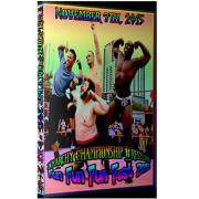 "ACW DVD November 7, 2015 ""Fun Fun Fun Fest 2015 - Day 2"" - Austin, TX"