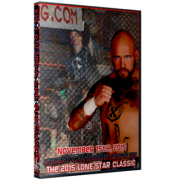 "ACW DVD November 15, 2015 ""10th Annual Lone Star Classic"" - Austin, TX"