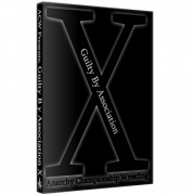 "ACW DVD January 24, 2016 ""Guilty By Association X"" - Austin, TX"