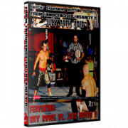 "ACW DVD July 24, 2016 ""From Innocence to Insanity 2016"" - Austin, TX"