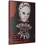 "ACW DVD September 18, 2016 ""Evolution of the Revolution 2016"" - Austin, TX"