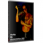 "ACW DVD January 20, 2019 ""Guilty By Association XIII"" - Austin, TX"