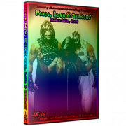 "ACW DVD March 24, 2019 ""Peace, Love & Anarchy 2019"" - Austin, TX"